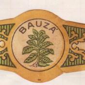 1968-1969. Коллекция наклеек на сигары, 14 экземпляр
