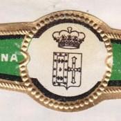1968-1969. Коллекция наклеек на сигары, 76 экземпляр