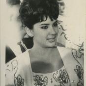 Королева красоты Кубы 1965 года - Мария де лос Анхелес