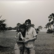 1992, пляж Санта-Мария, -05