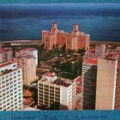 Гавана, вид с самолета