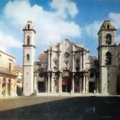 Собор Сан-Кристобаля. 1748-1788. Гавана