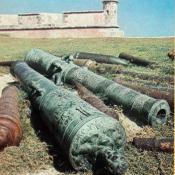 Крепость Сан-Педро де ла Рока дель Морро. 1643-1665. Сантьяго-де-Куба