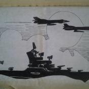 Калька №3. ВМФ, 1981-1984. (1982-1984 СС «Алдан»)