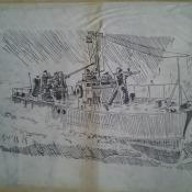 Калька 5. ВМФ, 1981-1984. (1982-1984 СС «Алдан»)