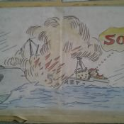 Калька 6. ВМФ, 1981-1984. (1982-1984 СС «Алдан»)