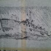 Калька 7. ВМФ, 1981-1984. (1982-1984 СС «Алдан»)
