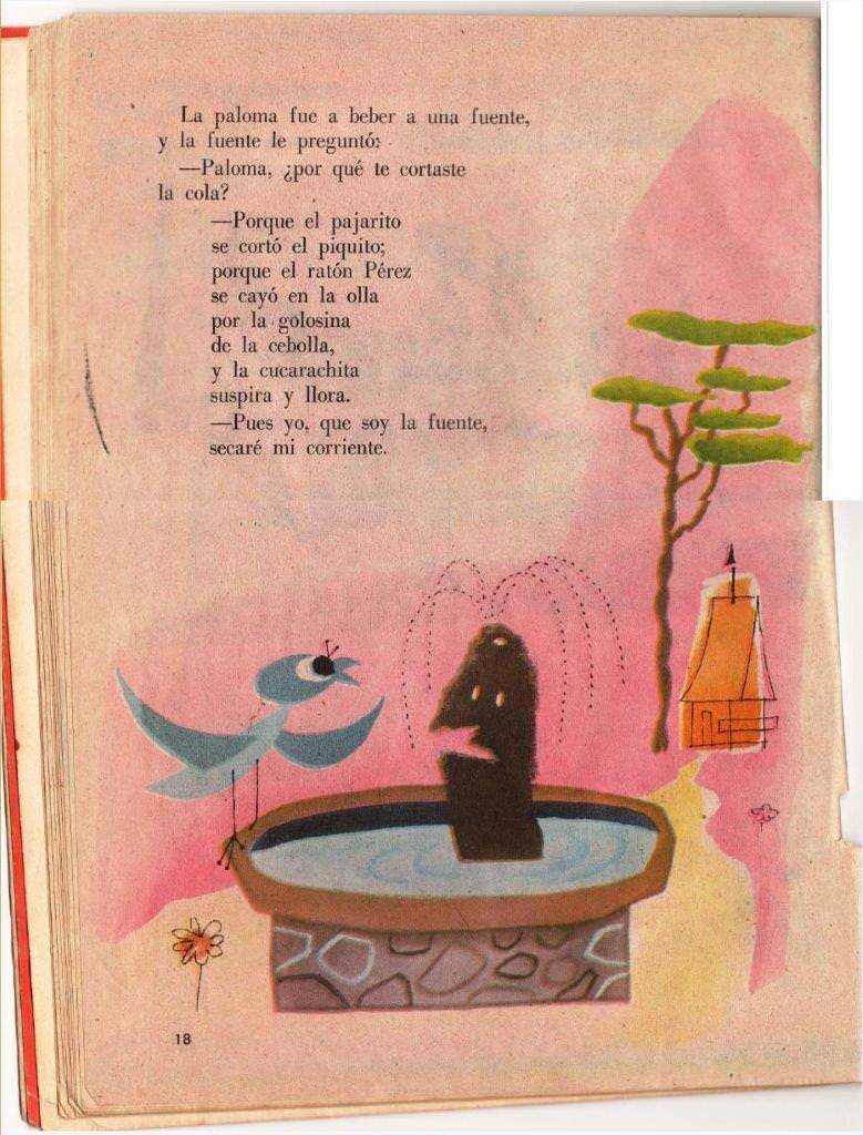 Сказка про кукарачиту Мартину, 1968