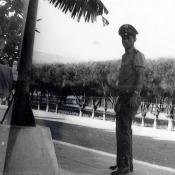 На территории двадцатого батальона (20 ОМСБ)