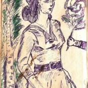 1974-1976. Армейский блокнот, лист 70