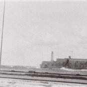 1986-1987. El Morro - шторм.
