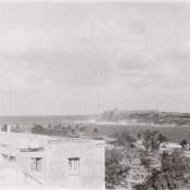 1986-1987. Вид на El Morro со стороны Старой Гаваны.