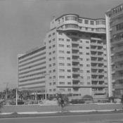 1974. Гостиница «Сьерра-Маэстра», бывшая «Росита», вид сборку
