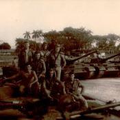 1982-1984. Алькисар. Полевой парк. ДМБ-84, весна.