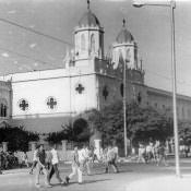 Церковь Святой Каталины, угол Пасео и 25 улицы, Ведадо, Гавана