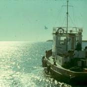 Баркас «Феликс», 1980 год