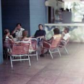 1985. Бар в Моа.