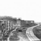 047. 1978-1982. Фото 04. «Вид с балкона наших Роло» - в одну сторону