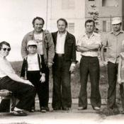 1984-1985. Лас Колорадос.