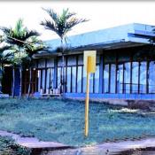 1977-1981. Магазин для иностранных специалистов в Роло.