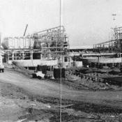 464. 1990. Стройка никелевого завода Лас-Камариокас, фото 21
