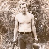 1978-1980. «В соседнем лесу за кокосами».