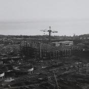 087. 1981-1982. Фото 09. Вид сверху 1.
