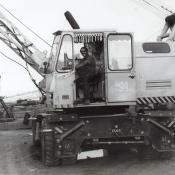 1981-1982. Кубинец-крановщик