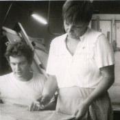 422. 1989. Завод Пунта Горда, группа Авторского надзора, фото 6