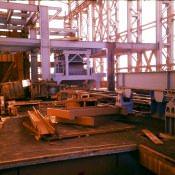 279. 1983-1985. Монтаж оборудования на шестом комплексе. Фото 4