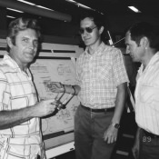 1989. Завод Пунта Горда, группа Авторского надзора, фото 9
