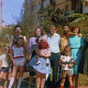 1983-1985. Новый год на Кубе
