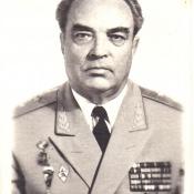 1978-1979. Главный военный советник Кривоплясов Сергей Георгиевич