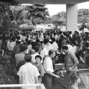 8 октября 1963. В ожидании встречи с В.В. Терешковой