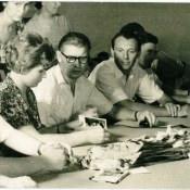 Терешкова, Алексеев, 8 октябрь 1963