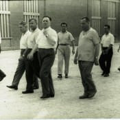 Епишев А.А. в гостях у советских специалистов, август 1963