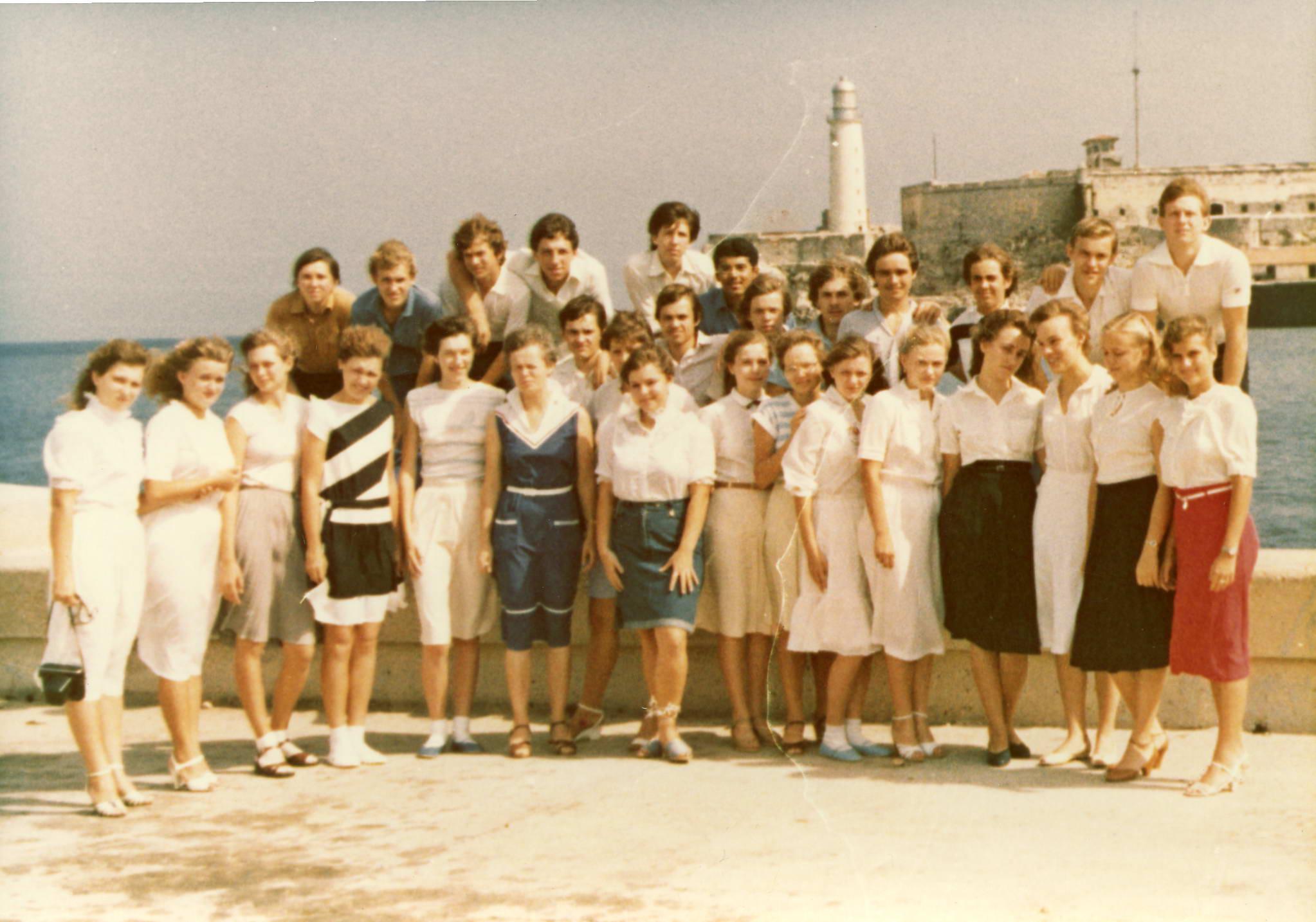 и еще 10 «Д» 1983-1984 учебный год