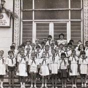 3 «В» 1985-1986 учебный год