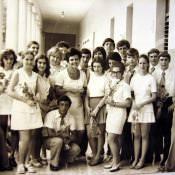 10 «В»  1974-1975  учебный год - 2
