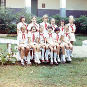4 «В» 1976-1977 учебный год - 1