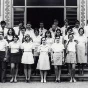 10 «А»  1976-1977  учебный год, фото 1