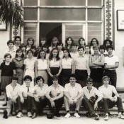 10 «В»  1982-1983  учебный год