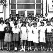 8 «В»  1984-1985  учебный год
