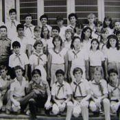 7 «Б» 1985-1986 учебный год