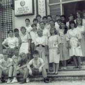 Школьники: фото по годам и классам