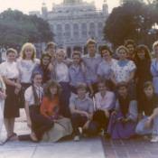 ещё 11 «Д»  1989-1990  учебный год