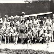 Начальная школа Аламара, 3-й класс 1987-1988 учебный год