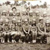 Начальная школа в Нарокко, 3 класс, 1969-1970 учебный год, фото 2