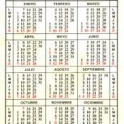 1991. Календарь