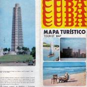 1981. Обложка кубинской карты.
